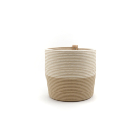 Koba planter- L- brick 20x19