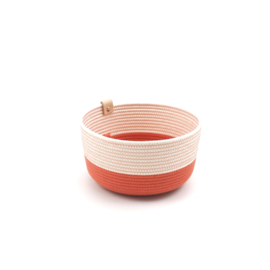 Koba bowl high- brick M 20X12