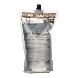 Wellmark Navulverpakking handzeep frisse linnen 1L