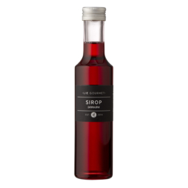 Lie Gourmet - syrup grenadine 250ml
