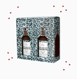 The Gift label- Box for him- You are my favorite