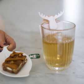 Koziol Rudolf mini cup wit
