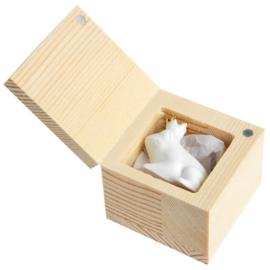 Räder Lucky box frog 4x4x4cm