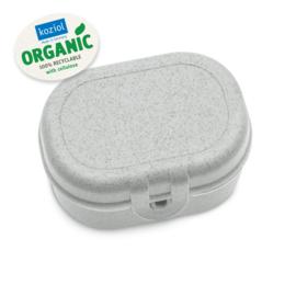 PASCAL MINI ORGANIC Lunch Box organic grey