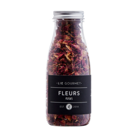 Lie gourmet dried flowers
