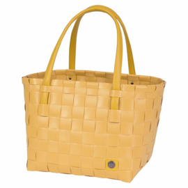 Handed By Color match shopper Mustard