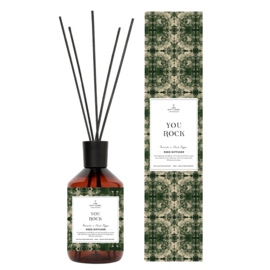 The gift label - REED DIFFUSER- You rock