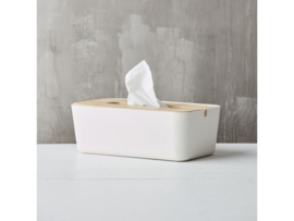 Point-virgule tissue box