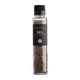 Lie gourmet salt basil, parmesan, lemon
