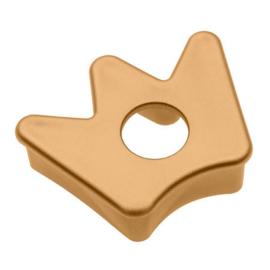 Koziol Cookie cutter kroon  1stuk