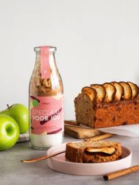 Pineut appel-kaneel-cake