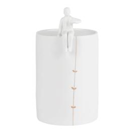 Räder vase gardener d10cm- h18cm