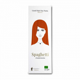 Greenomic -BIO Spaghetti - Al peperoncino 500g