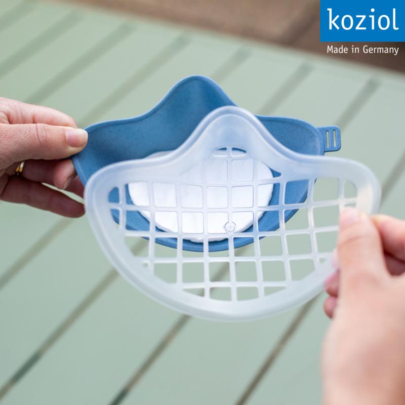 Koziol Mask blue