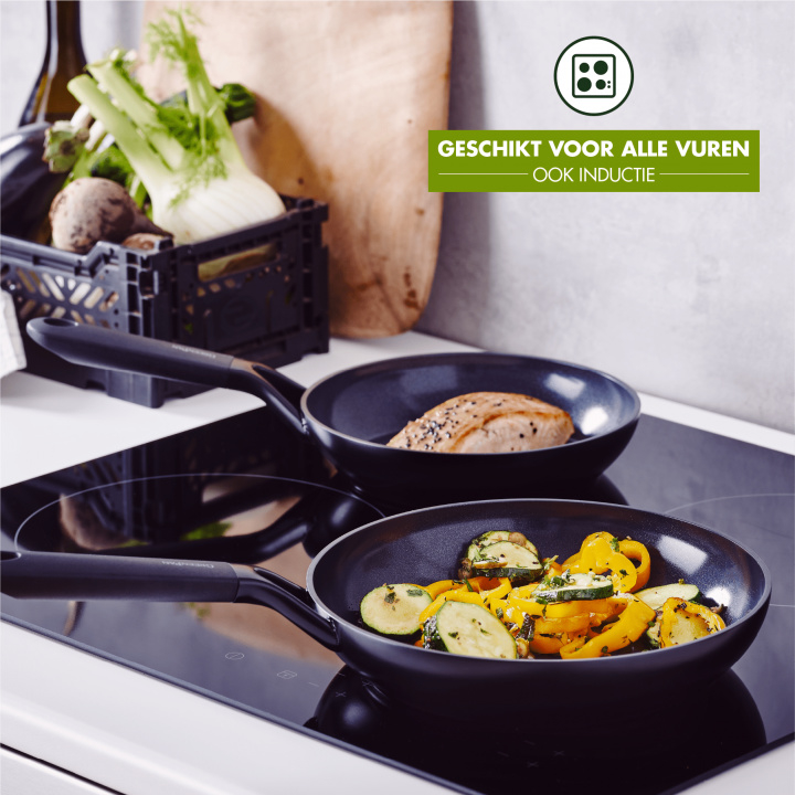 Greenpan PROMO Smart Collection Keramische Antiaanbak Koekenpannen d20+28