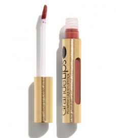 GRANDE LIPS liquid lipstick STRAWBERRY RHUBARB