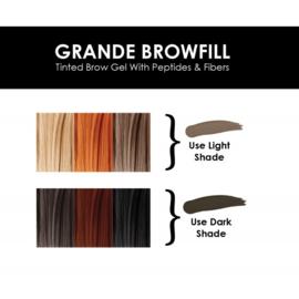 GRANDE FILL TINTED BROW GEL