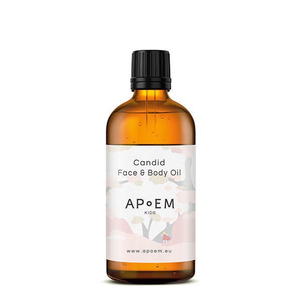 APoEM CANDID FACE&BODY OIL