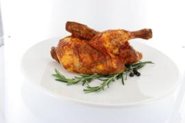 Gebraden halve kip