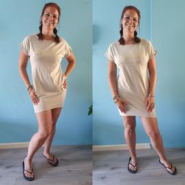 YSL jurkje | Creme