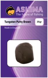 Ashima Tungsten Putty Brown 25gr