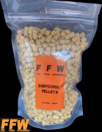 Babycorn Pellets (per 700gr verpakt