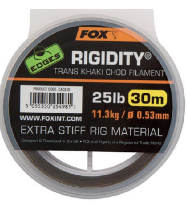 Fox Edges Rigidity 30LB