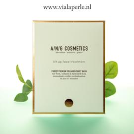 A/N/G masker, voor een stevige, stralende en gezonde huid.