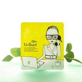 UniTouch Energizing Gold face mask