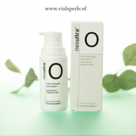 Nexultra O cleanser, om make-up te verwijderen.