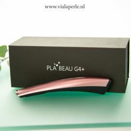 Plabeau G+, stimuleert meerdere processen in de huid.