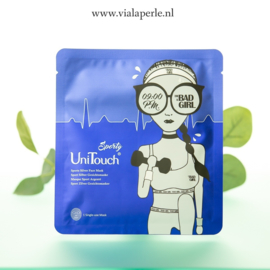 UniTouch Sports Silver face mask