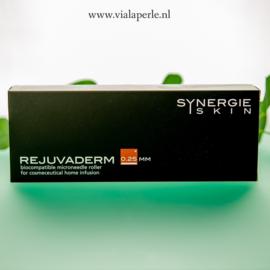Rejuvaderm home roller 0.25 mm, beautytool voor thuisgebruik.