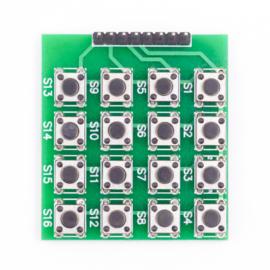 4x4 Matrix toetsenbord module