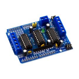 L293D Motor Driver shield voor Arduino