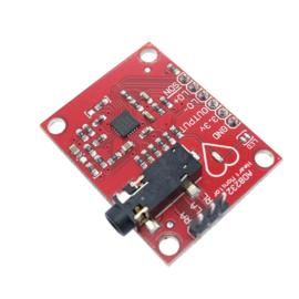 ECG Hartslag meter kit met elektroden pads AD8232