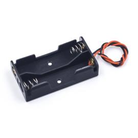 2x AA batterijhouder