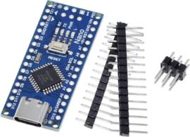Nano V3 USB-C Arduino Compatible CH340