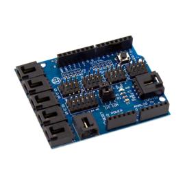 Sensor Shield v4.0 voor Arduino UNO R3