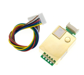 CO2 Sensor MH-Z19B met kabeltje