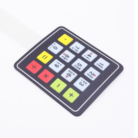 Membraan 4x4 Matrix calculator