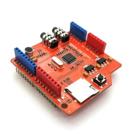 VS1053 MP3 Shield voor Arduino UNO en MEGA