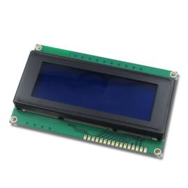 2004 LCD 5V blauw backlight 20x4