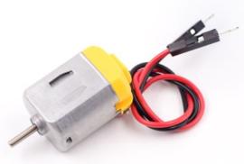Micro DC Motor 3V met kabeltjes