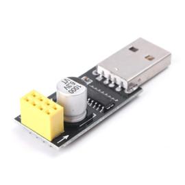 ESP01 Programmeer Adapter USB to ESP8266 UART