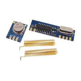 433Mhz RF kit STX882 en SRX882