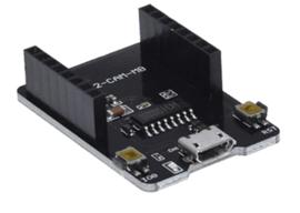 ESP32 CAM Micro USB adapter