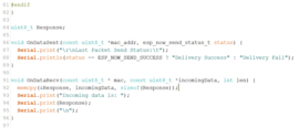 Maatwerk en programmeren Arduino IDE
