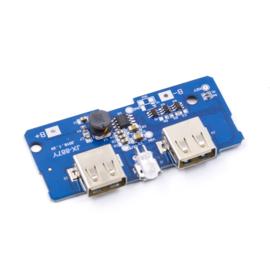 Power Bank DIY 18650 Lithium batterijlader JX-887Y