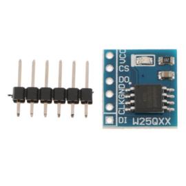 Flash geheugen module 8MB SPI W25Q64